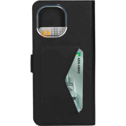 Mobiparts Classic Wallet Case Xiaomi Mi 11 Black