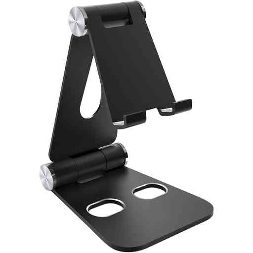 Mobiparts Phone Stand Holder Metal size M - Black