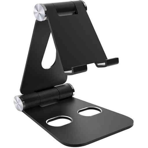 Mobiparts Tablet Stand Holder Metal size L - Black