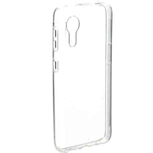 Mobiparts Classic TPU Case Samsung Galaxy Xcover 5 Transparent