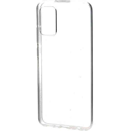 Mobiparts Classic TPU Case Samsung Galaxy A02S Transparent