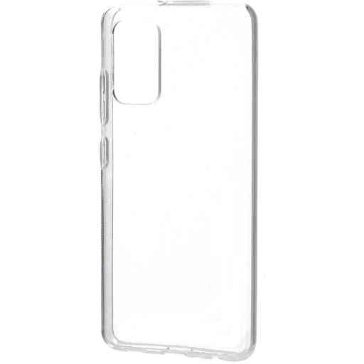 Mobiparts Classic TPU Case Samsung Galaxy A32 4G (2021) Transparent