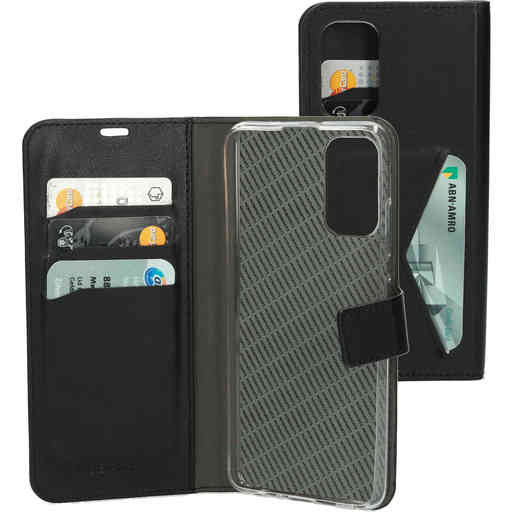 Mobiparts Classic Wallet Case Samsung Galaxy A32 4G (2021) Black