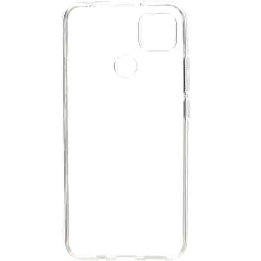 Mobiparts Classic TPU Case Xiaomi Redmi 9C Transparent