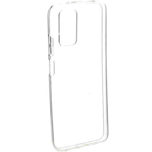 Mobiparts Classic TPU Case Xiaomi Redmi 9T Transparent