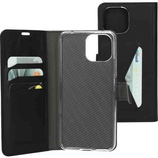 Mobiparts Classic Wallet Case Xiaomi Mi 11 Lite Black