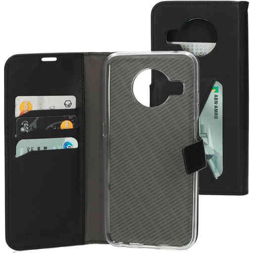 Mobiparts Classic Wallet Case Nokia X10/X20 Black