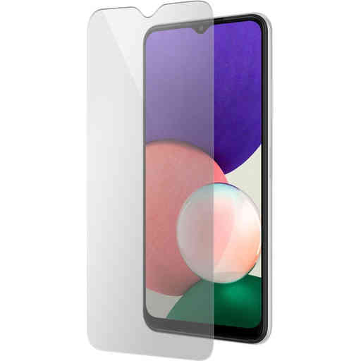 Mobiparts Regular Tempered Glass Samsung Galaxy A22 5G (2021)