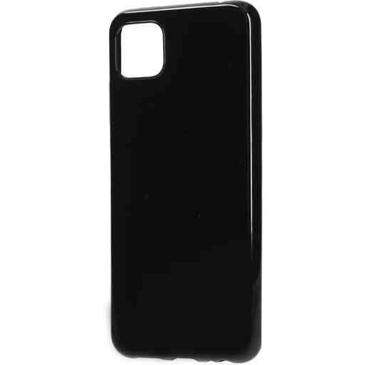 Mobiparts Classic TPU Case Samsung Galaxy A22 5G (2021) Black
