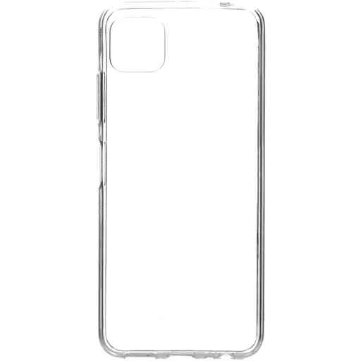 Mobiparts Classic TPU Case Samsung Galaxy A22 5G (2021) Transparent
