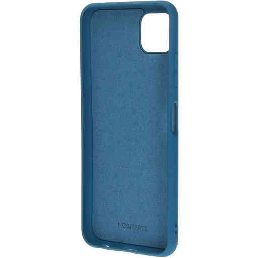 Mobiparts Silicone Cover Samsung Galaxy A22 5G (2021) Blueberry Blue