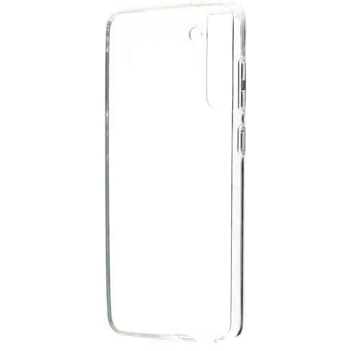 Mobiparts Classic TPU Case Samsung Galaxy S21 FE (2021) Transparent