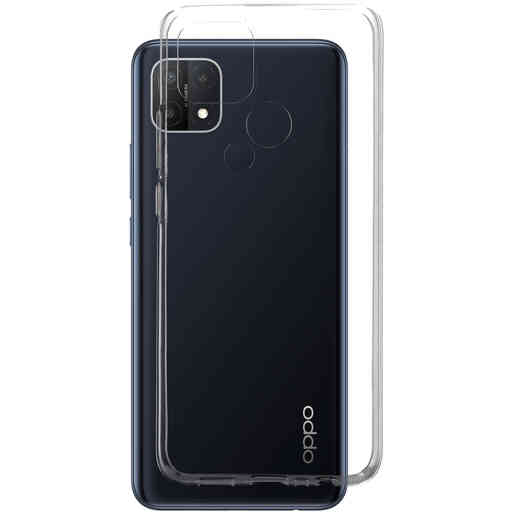 Mobiparts Classic TPU Case Oppo A15 Transparent