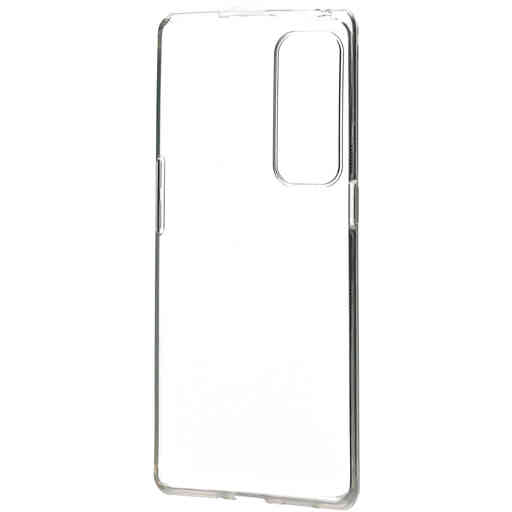 Mobiparts Classic TPU Case Oppo Find X3 Neo Transparent