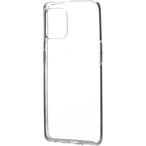 Mobiparts Classic TPU Case Oppo Find X3 Pro Transparent