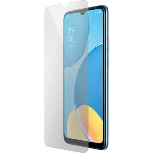 Mobiparts Regular Tempered Glass Oppo A15