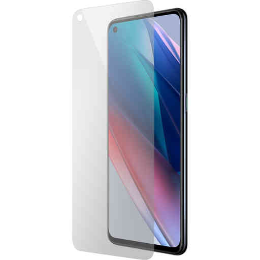 Mobiparts Regular Tempered Glass Oppo Find X3 Lite