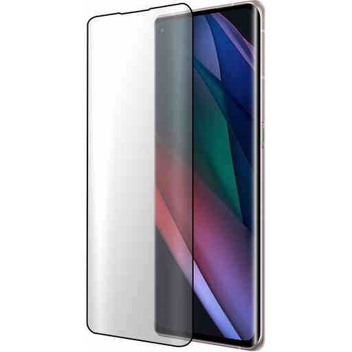 Mobiparts Curved Glass Oppo Find X3 Neo