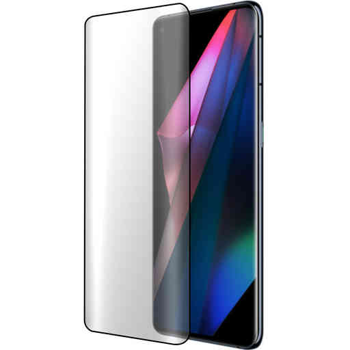 Mobiparts Curved Glass Oppo Find X3 Pro