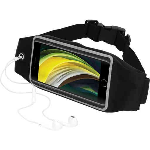 Mobiparts Comfort Fit Sport Belt Apple iPhone 7/8/SE (2020) Black