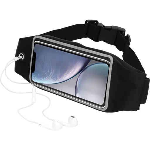 Mobiparts Comfort Fit Sport Belt Apple iPhone XR Black