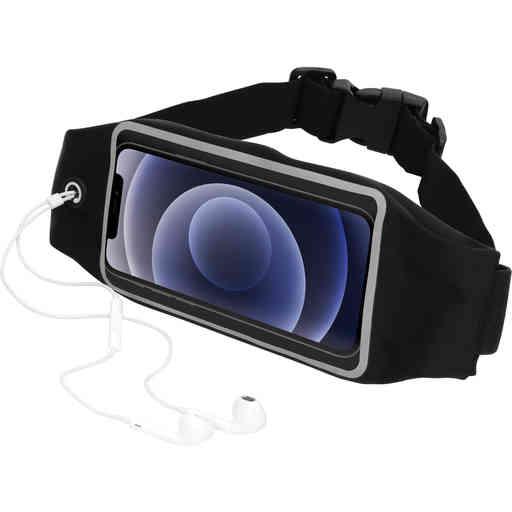 Mobiparts Comfort Fit Sport Belt Apple iPhone 12 Mini Black