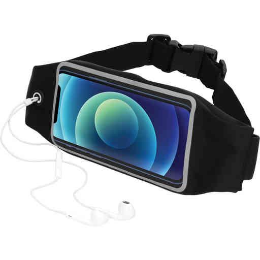 Mobiparts Comfort Fit Sport Belt Apple iPhone 12/12 Pro Black