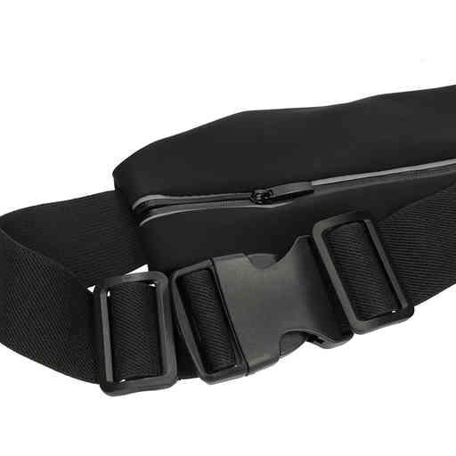 Mobiparts Comfort Fit Sport Belt Samsung Galaxy A12 (2021) Black