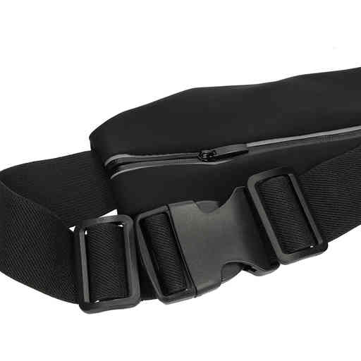 Mobiparts Comfort Fit Sport Belt Samsung Galaxy A42 (2021) Black