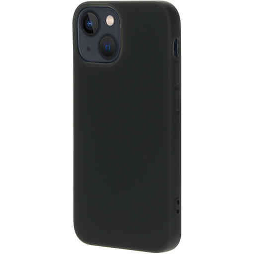Mobiparts Silicone Cover Apple iPhone 13 Mini Black