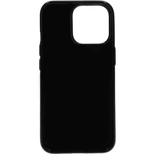 Mobiparts Classic TPU Case Apple iPhone 13 Pro Black