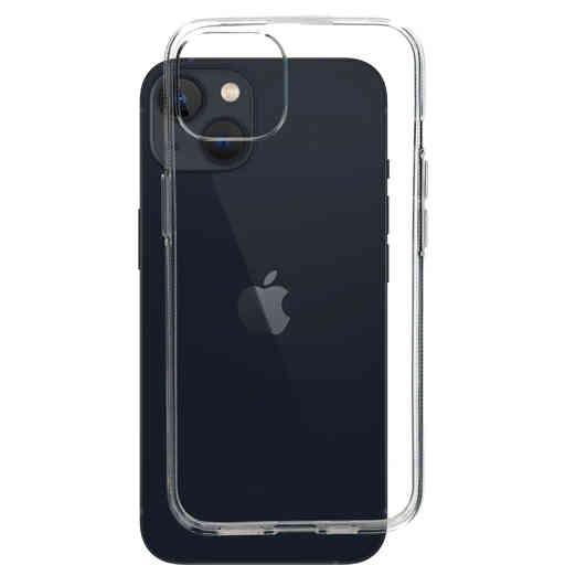 Mobiparts Classic TPU Case Apple iPhone 13 Transparent