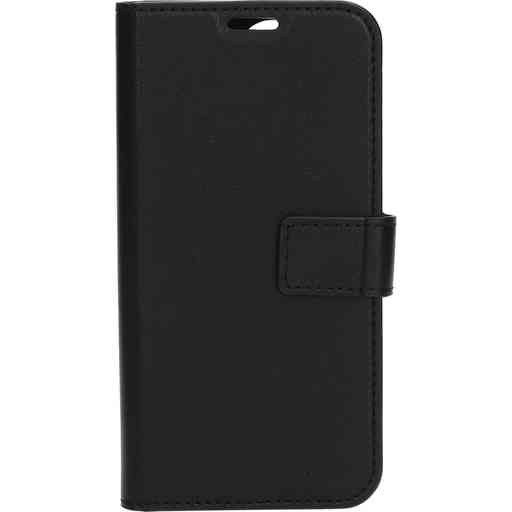 Mobiparts Classic Wallet Case Apple iPhone 13 Pro Black