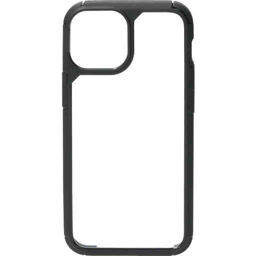 Mobiparts Rugged Clear Case Apple iPhone 13 Mini Black