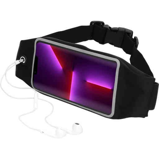 Mobiparts Comfort Fit Sport Belt Apple iPhone 13 Pro Black
