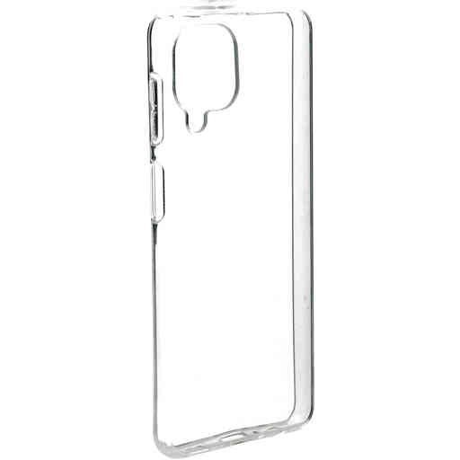 Mobiparts Classic TPU Case Samsung Galaxy A22 (4G) (2021) Transparent