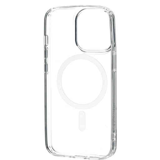 Mobiparts Hardcover Apple iPhone 13 Pro Clear (Magsafe Compatible)