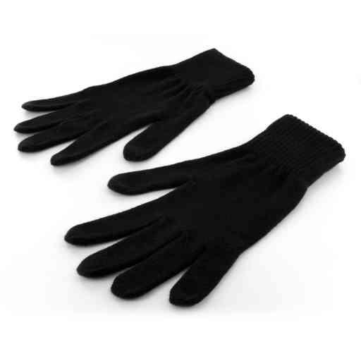Mobiparts Touchscreen Gloves Black (Size XL)