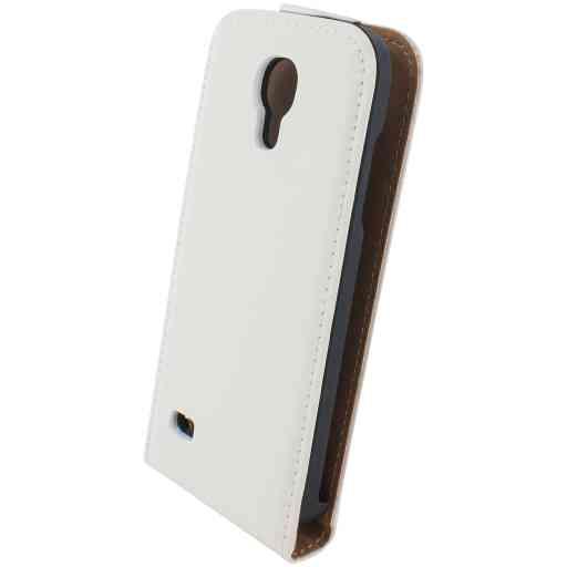 Mobiparts Premium Flip Case Samsung Galaxy S4 Mini White