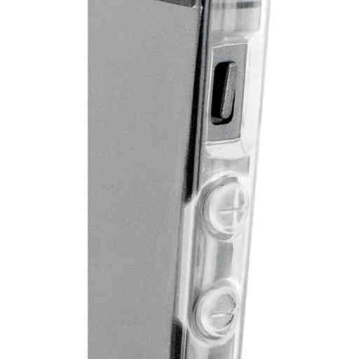 Mobiparts Classic TPU Case Apple iPhone 5/5S/SE Transparent