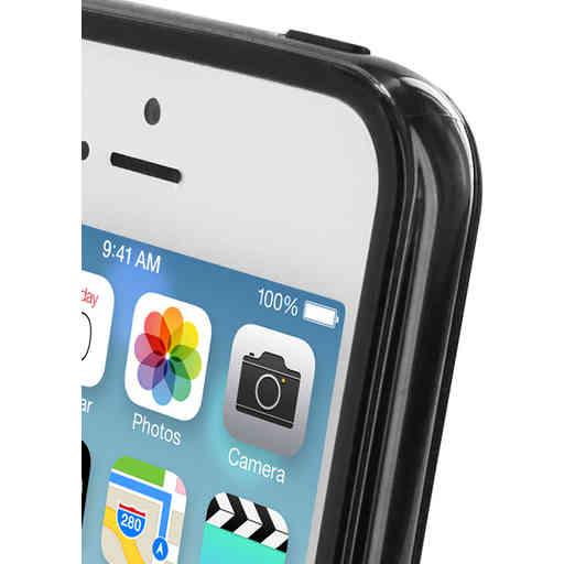 Mobiparts Classic TPU Case Apple iPhone 5/5S/SE Black