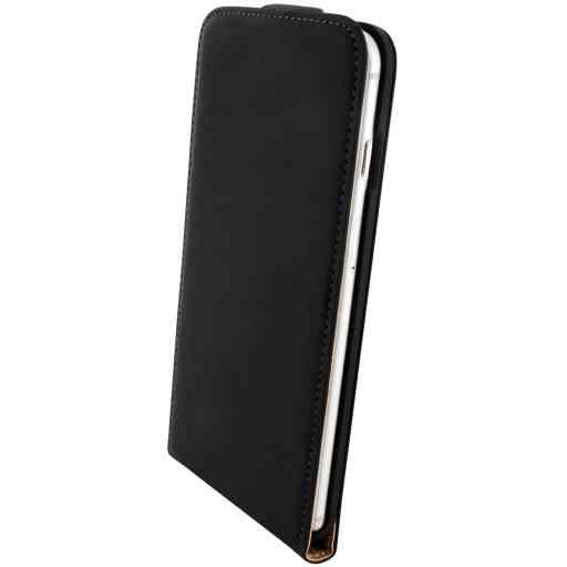 Mobiparts Premium Flip Case Apple iPhone 6 Plus/6S Plus Black