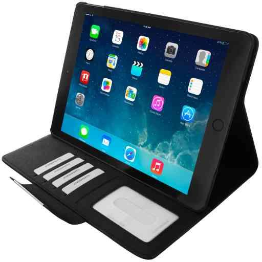 Mobiparts Business Folio Case Apple iPad Air 2 Black
