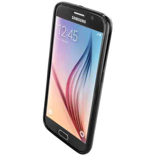 Mobiparts Classic TPU Case Samsung Galaxy S6 Black