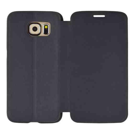 Mobiparts Slim Folio Case Samsung Galaxy S6 Black