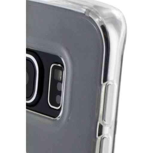 Mobiparts Classic TPU Case Samsung Galaxy S6 Edge Transparent
