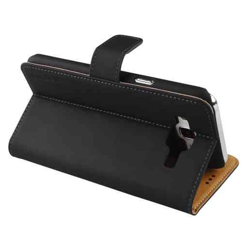 Mobiparts Premium Wallet Case Samsung Galaxy J5 Black