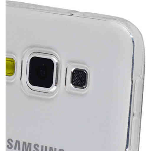 Mobiparts Classic TPU Case Samsung Galaxy A3 Transparent