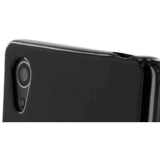 Mobiparts Classic TPU Case Sony Xperia Z5 Black