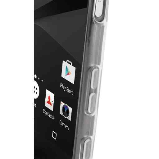 Mobiparts Classic TPU Case Sony Xperia Z5 Transparent